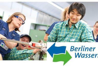 Unternehmensportrait: Berliner Wasserbetriebe