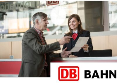 Unternehmensportrait: Deutsche Bahn AG