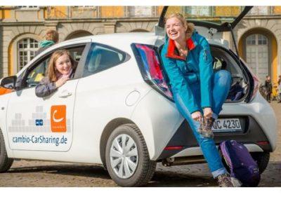 Unternehmensportrait: cambio Mobilitätsservice GmbH & Co.KG