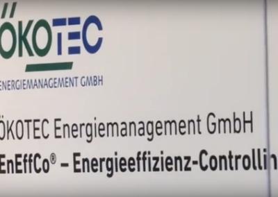 Unternehmensportrait: Ökotec Energiemanagement GmbH